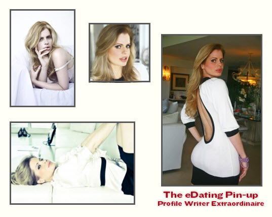 Dating Profile Writer eDating Pin-up