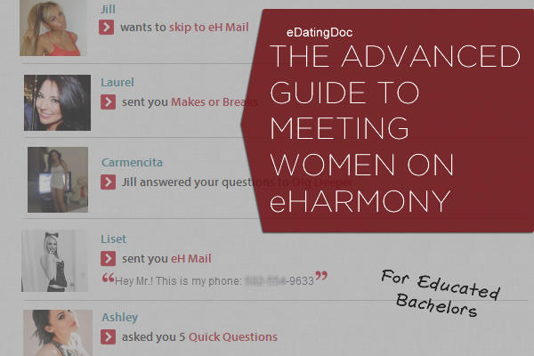 Eharmony dating academy