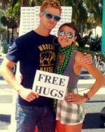 BucketList Free Hugs