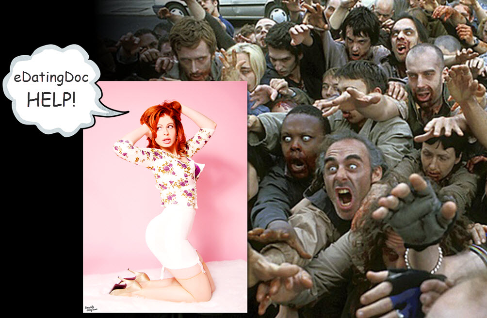 Online Dating Zombies Attack