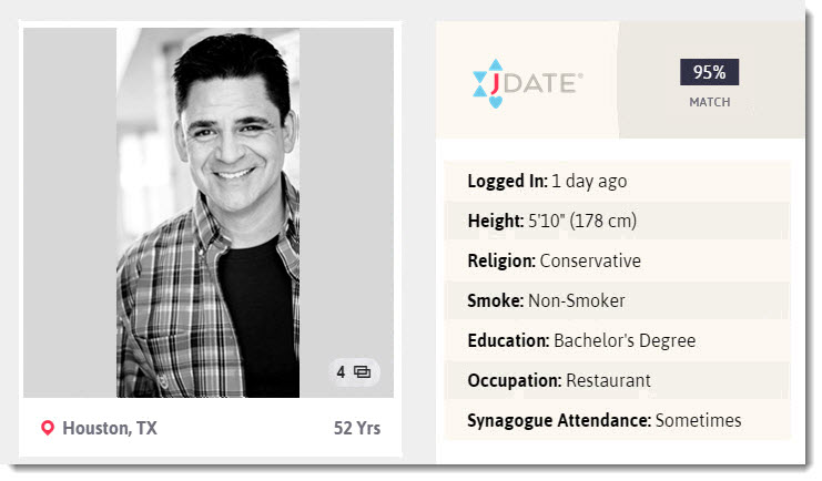 effective dating profile examples